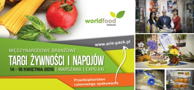 WorldFood Warsaw 2015